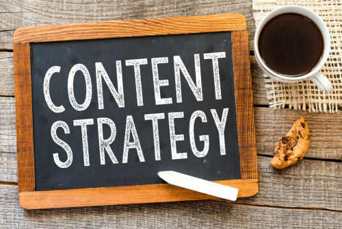 Content strategy for geriatric care managers