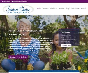 Senior's Choice Care Management – Rochester, NY