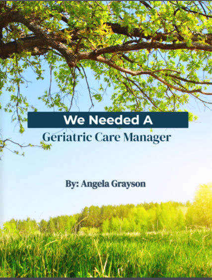 geriatric care management ebook